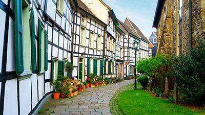 Altstadt (Old Town) Hattingen