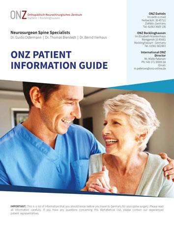 Patient Info Guide