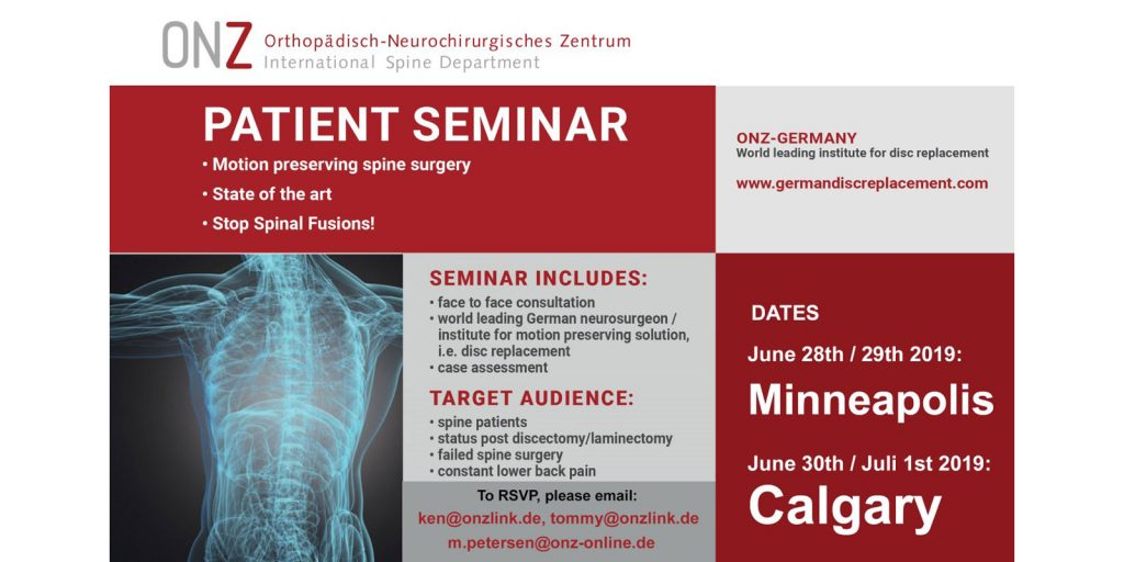 Patient Days Minneapolis / Calgary